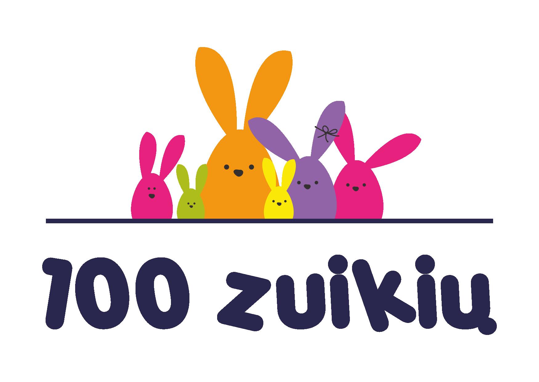 100 zuikių