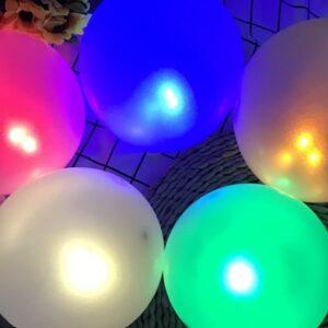 LED lemputės balionams