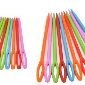 plastikinės adatos
