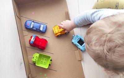 Skaičiuojame su mašinytėmis
